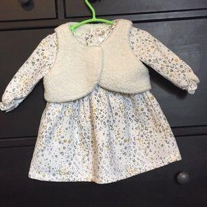 Other - Infant girl's winter dress